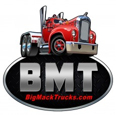 BigMackTrucks.com Decal