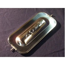 Mack Stainless Bubble Back Mirror Head