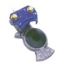 Blue Gladhand Fitting