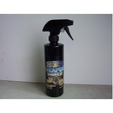 Weapon Shield 16oz Bottle with Spray Top